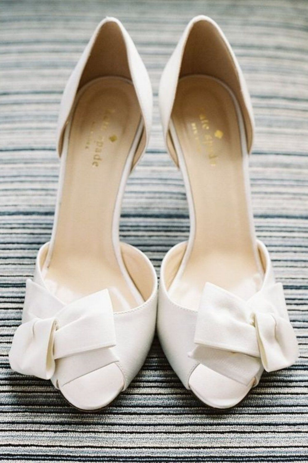 100 Pretty Wedding Shoes From Pinterest Kate Spade Wedding Shoes