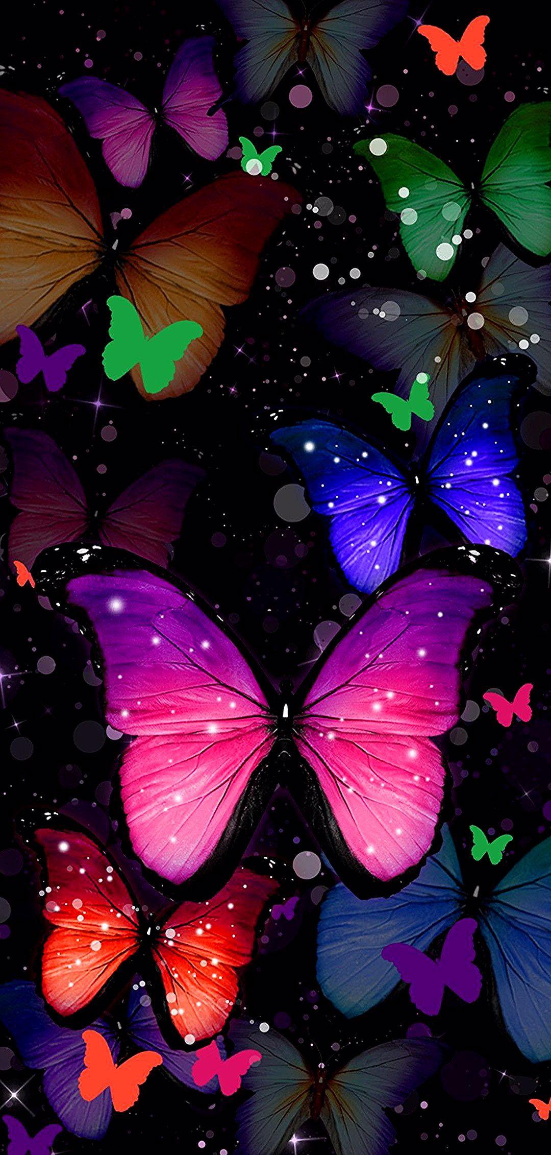 Wallpaper In 2020 Butterfly Wallpaper Backgrounds Pretty Wallpaper Iphone Pretty Wallpapers