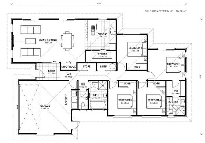 Mike greer homes plan details dream home pinterest for Interior designs xword