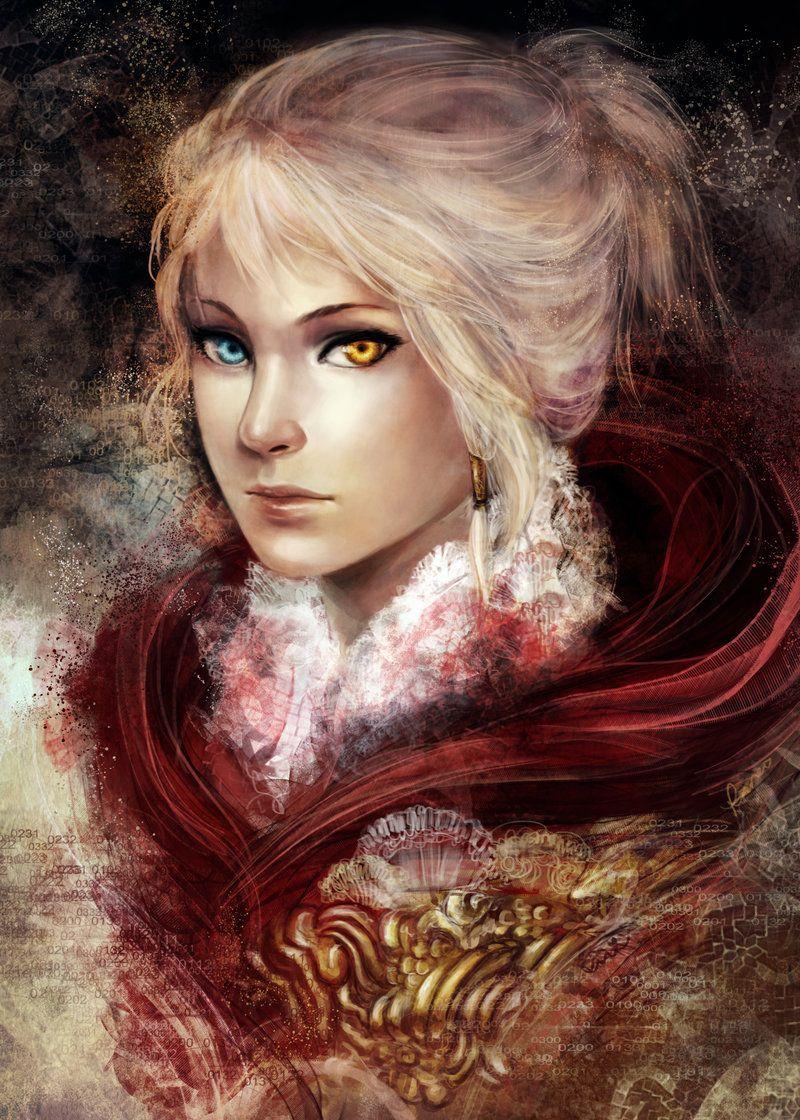 Scarlet Hood Deviantart
