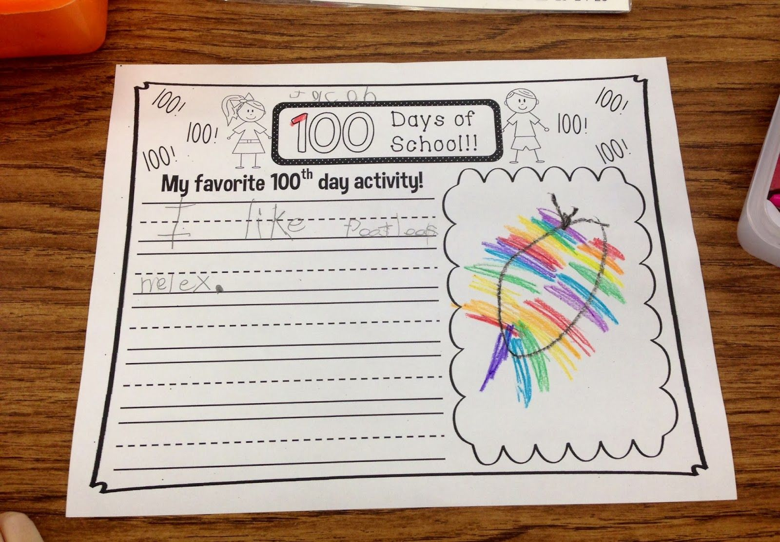 100th Day Of School Activities Printables Amp Fun