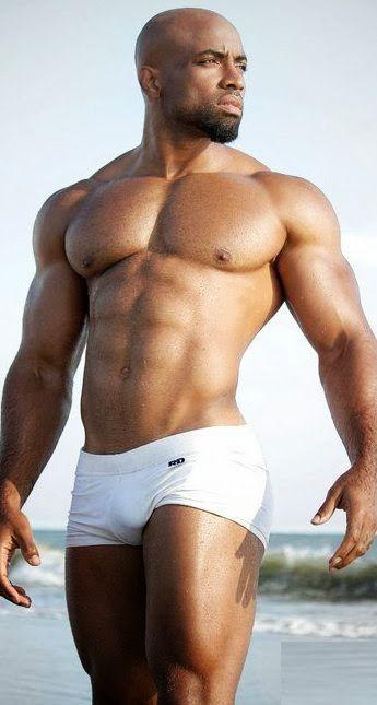 undie ebony Sexy men hot