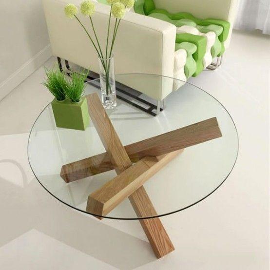 13 Incredible Glass Top Coffee Table Designs Com Imagens Mesas