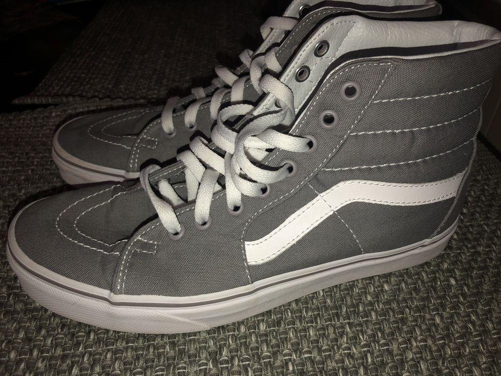 dd8a4b75b7ae2b Womens High Top Vans Size 9  fashion  clothing  shoes  accessories   womensshoes  athleticshoes (ebay link)