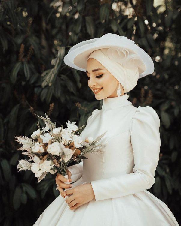 Hijab Bride Hijab Chic Street Hijab Fashion Afr