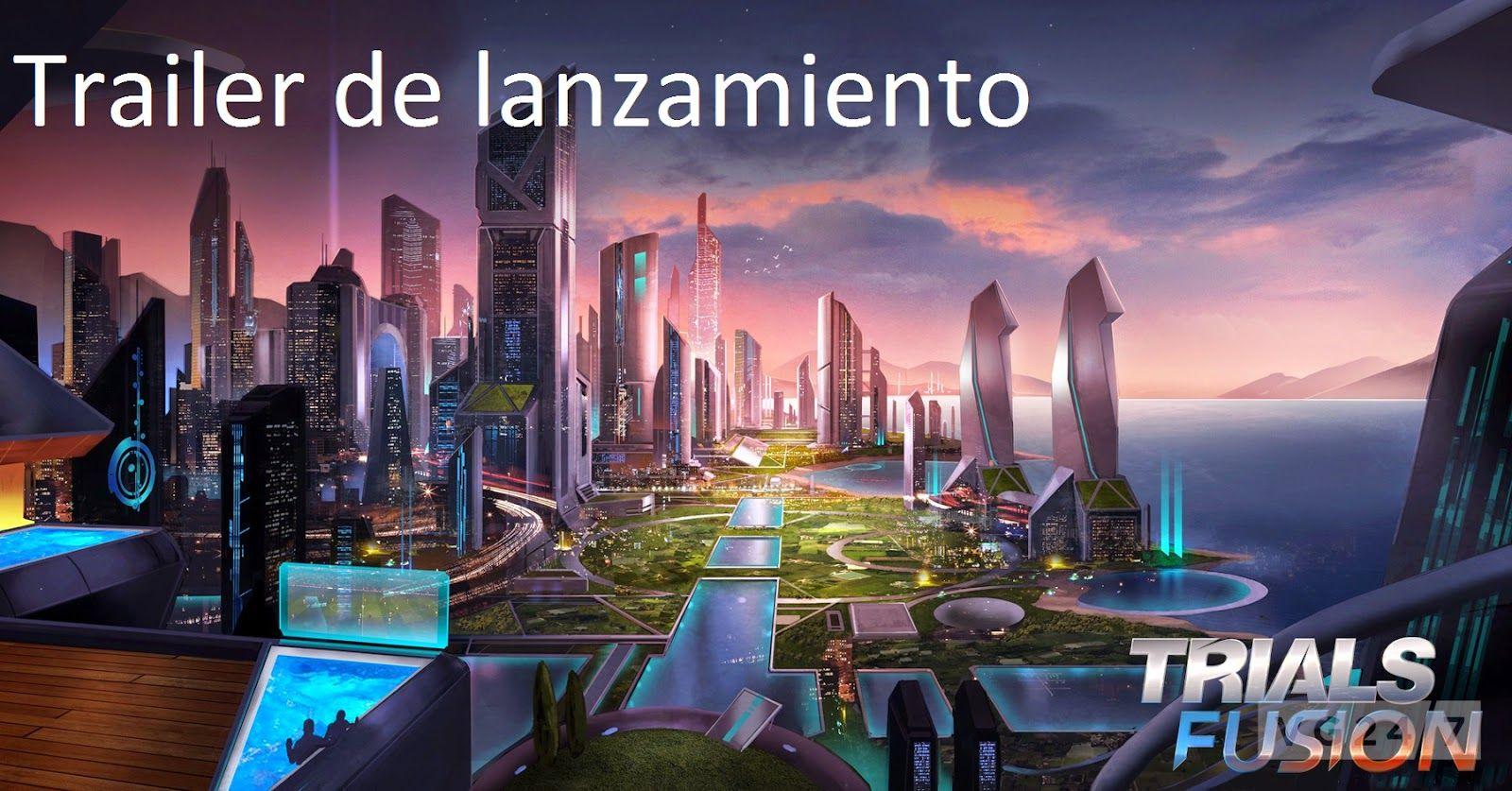Total Gamer Spain (TGS7): Trials fusion - Trailer de lanzamiento