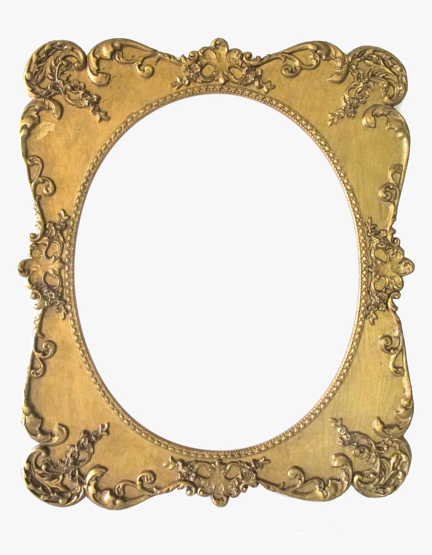 Transparent Vintage Frames Png Ornate Gold Oval Frame Png Vintage Frames Oval Frame Ornate