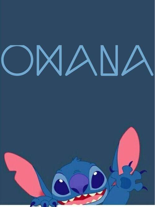 Ohana means family!!! Lilo and Stitch Pinterest