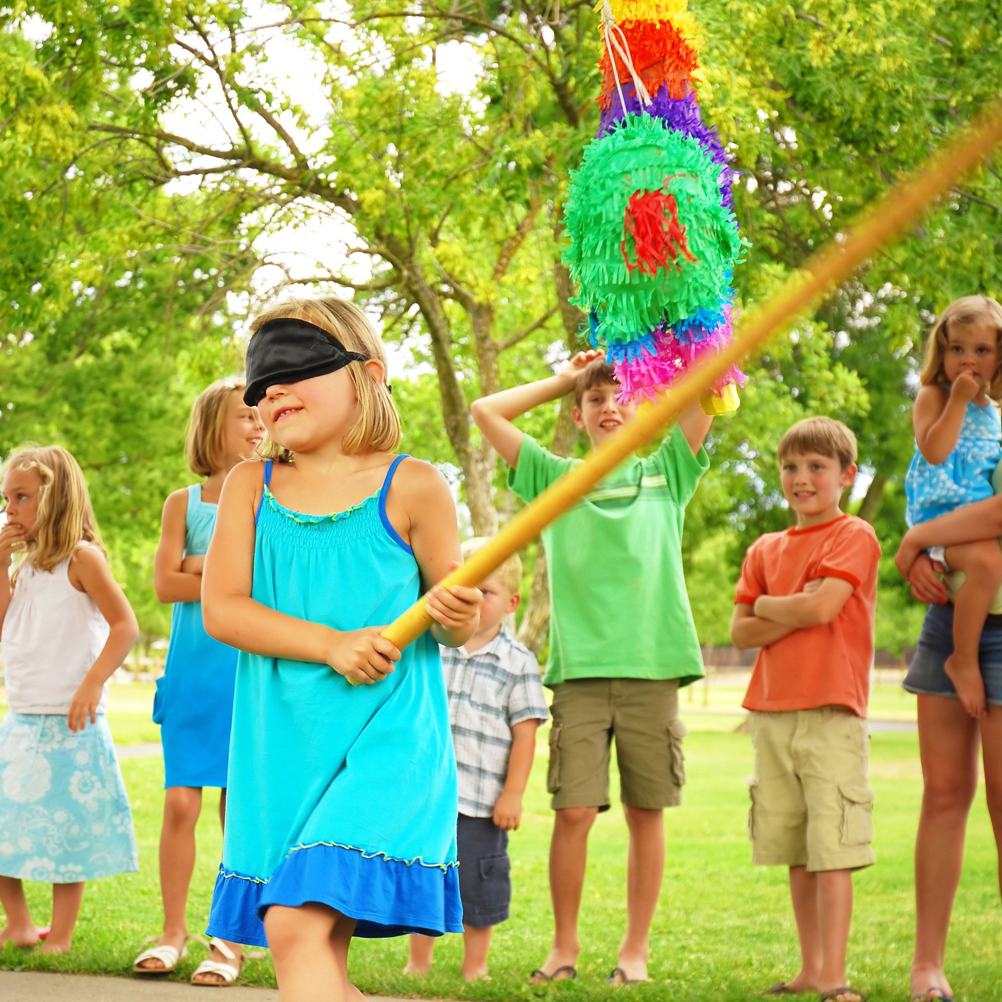 7 Fun Birthday Party Games For Kids Birthday party games