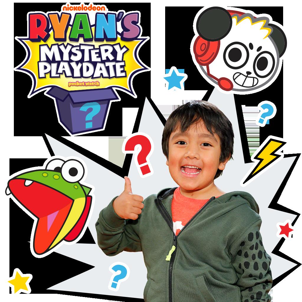 Ryan S Mystery Playdate Full Episodes And Videos On Nick Jr Playdate Nick Jr Ryan Toys