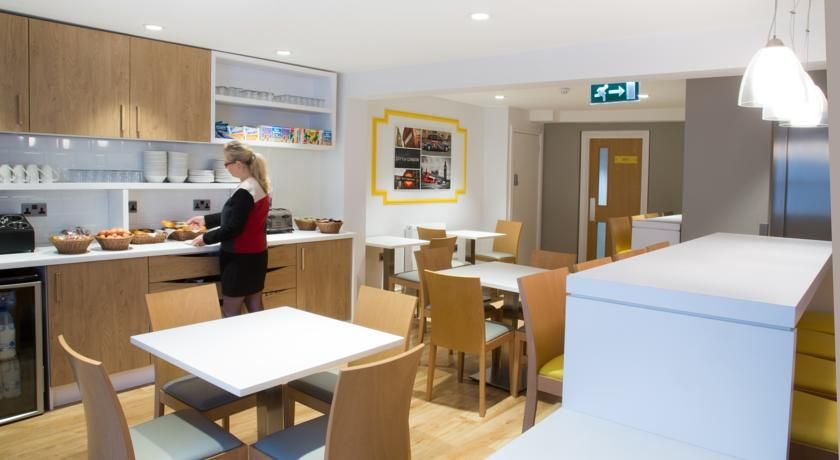 Comfort Inn And Suites Kings Cross St Pancras London On A Quiet