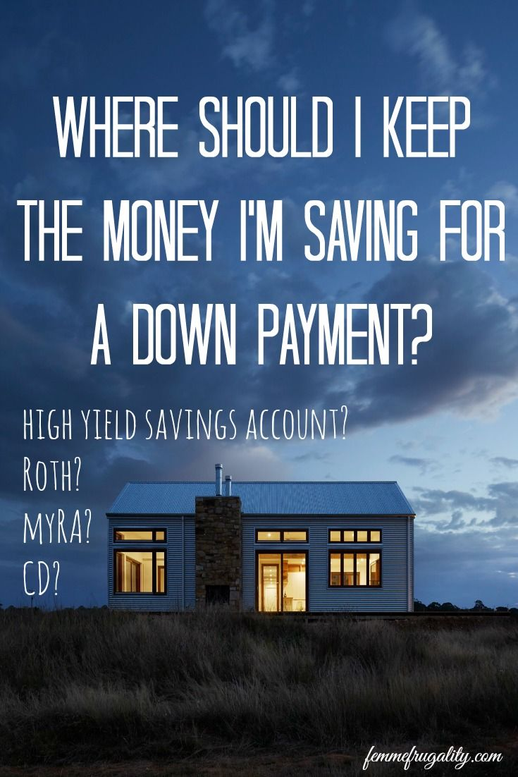 Best way to save for a house considering taxes and