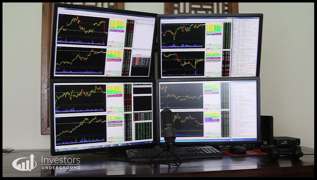 Cam Iu Chat Day Trading Computer Setup In 2020 Trading Desk Day Trading Trading