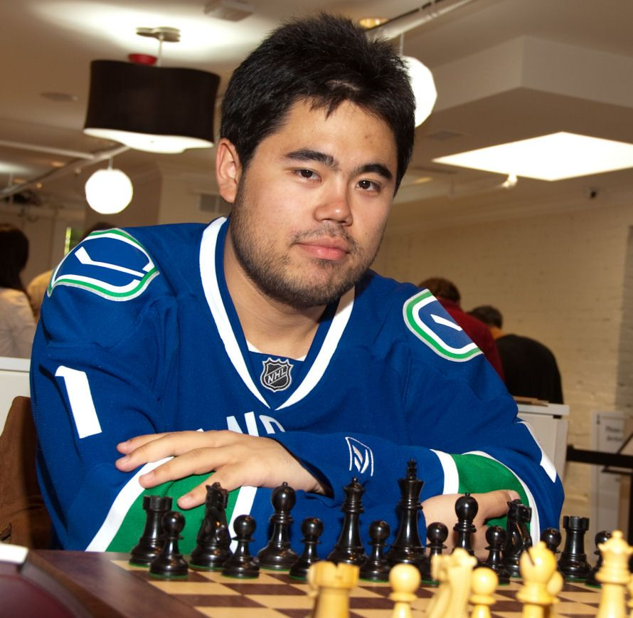 The 32-year old son of father (?) and mother(?) Hikaru Nakamura in 2020 photo. Hikaru Nakamura earned a  million dollar salary - leaving the net worth at  million in 2020