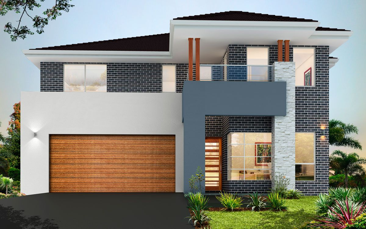 Catalina 36 5 Double Level By Kurmond Homes New Home Builders Sydney Nsw