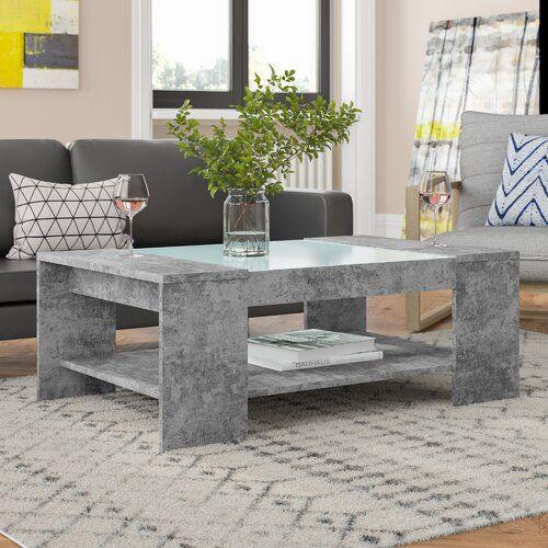 Rhoda Coffee Table Zipcode Design Colour Concrete In 2020 Coffee Table Wayfair Modern Coffee Tables Outdoor Furniture Sets