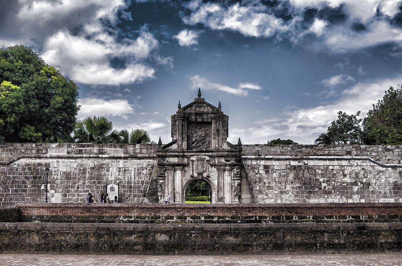 Imageresult for Historical Fort Santiago