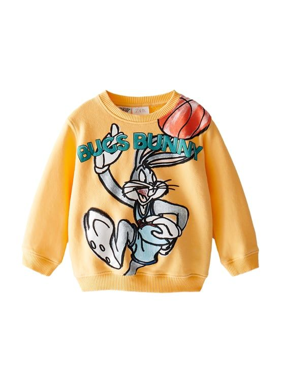 BUGS BUNNY LOONEY TUNES © &™ WARNER BROS. SWEATSHIRT
