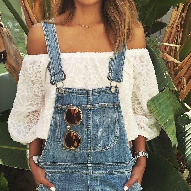 Coachella 2015 Best Outfits I Jardineras Ropa Ropa Moda