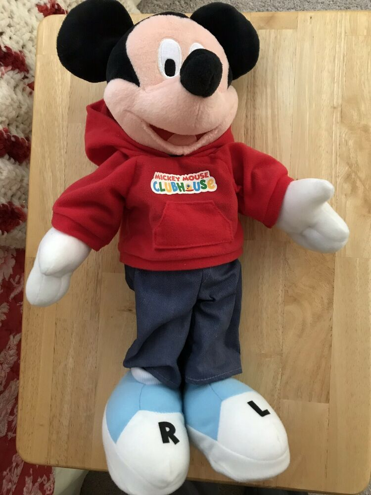 Details About Disney Mickey Mouse Clubhouse From Around 2006