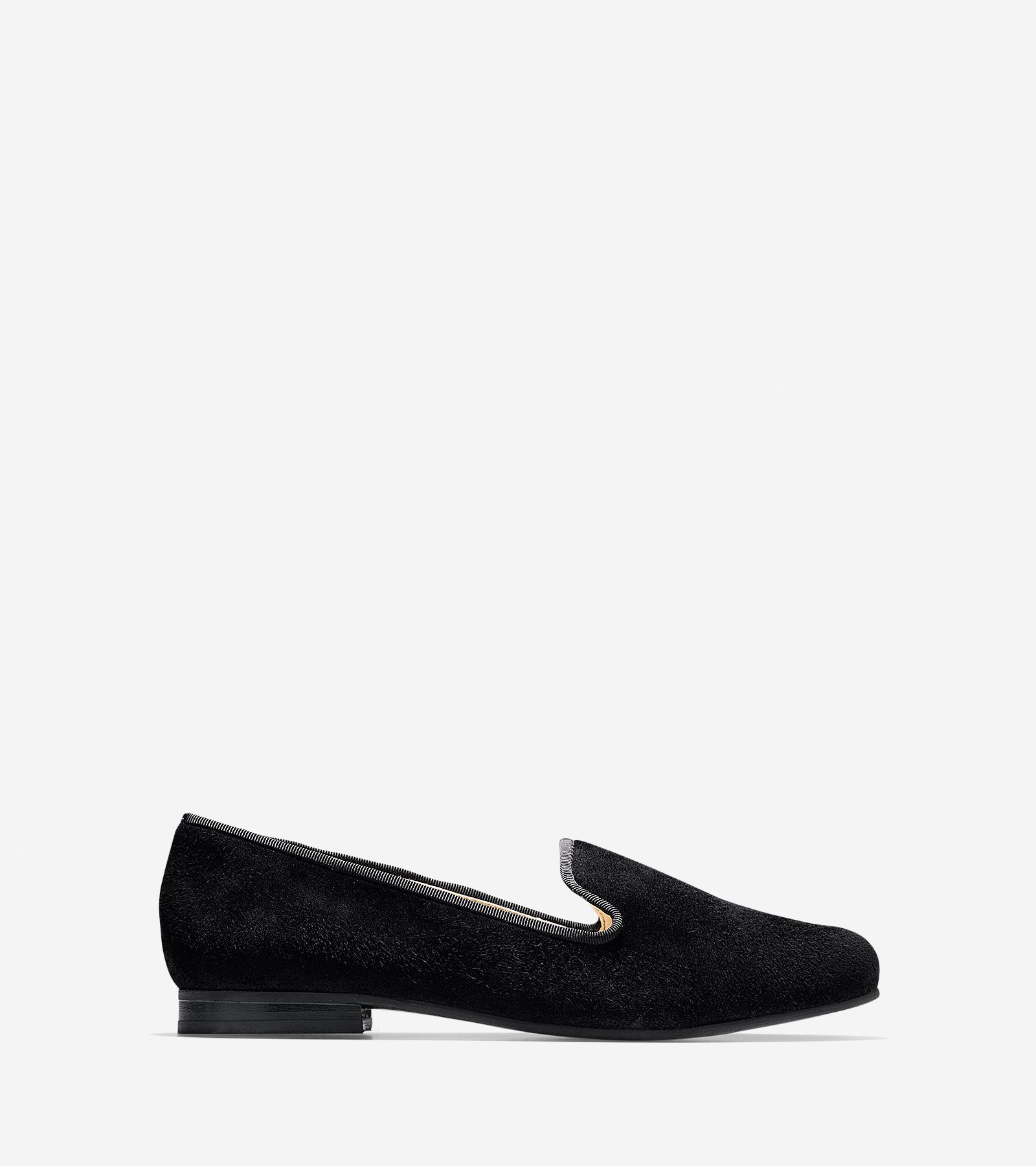 Black Loafers (Cole Haan) - Size 7.5