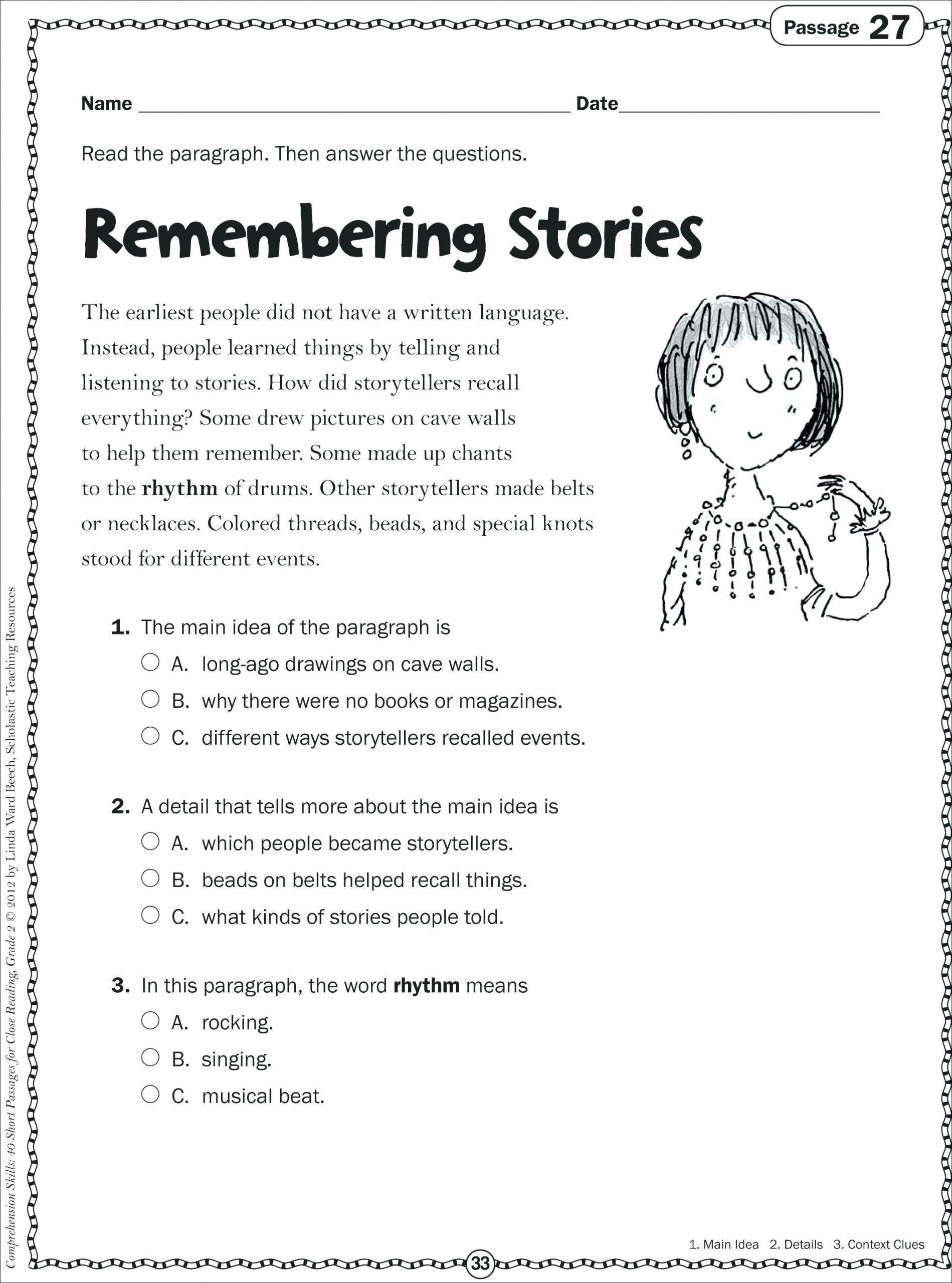 6 Kindergarten English Worksheets Free Printables Word