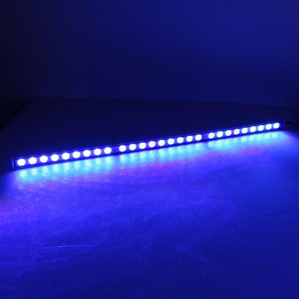 Aquarium Beleuchtung Blau   81 Watt Led Aquarium Licht Streifen Bar Wasserdicht Ip65