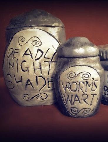 diy nightmare before christmas jars dear october ideias festa