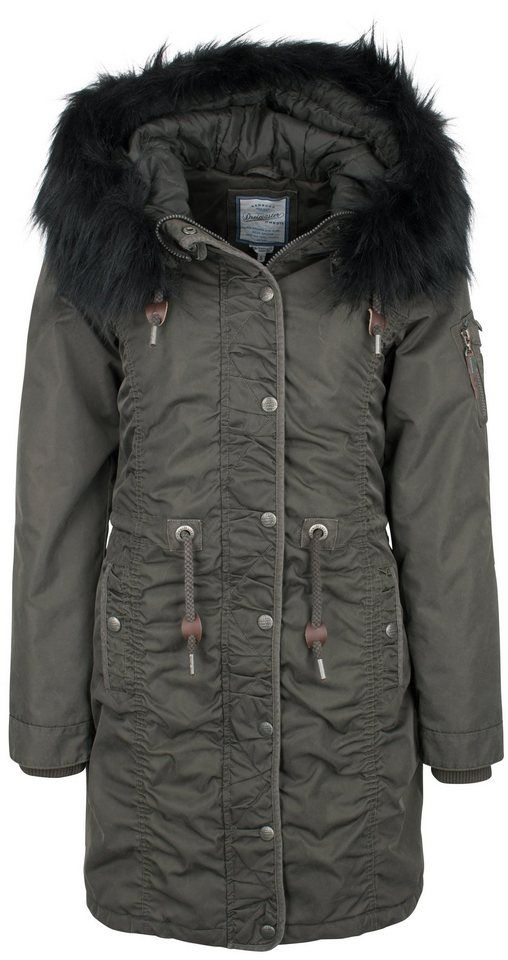 Dreimaster Wintermantel winterjacke | Fashion (latest