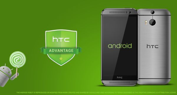 Android 5.0 code reaches HTC, en route to One M8 and M7 'within 90 days'  - http://vr-zone.com/articles/android-5-0-code-reaches-htc-en-route-one-m8-m7-within-90-days/83405.html