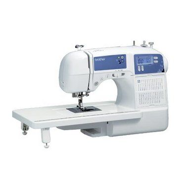 Brother - Project Runway™ Computerized Sewing Machine ...