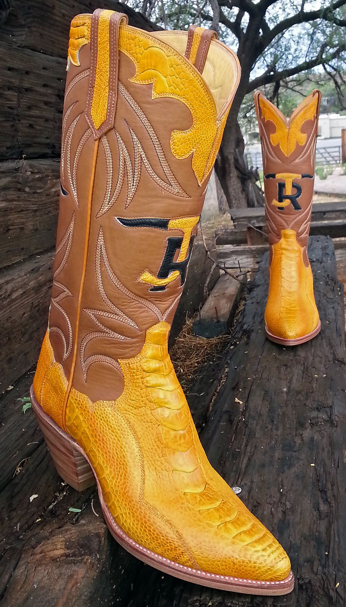 Dan Post Burgundy Wine colored Cowboy boots size 10.5 EW or  |Cowboy Boots With Colored Tops