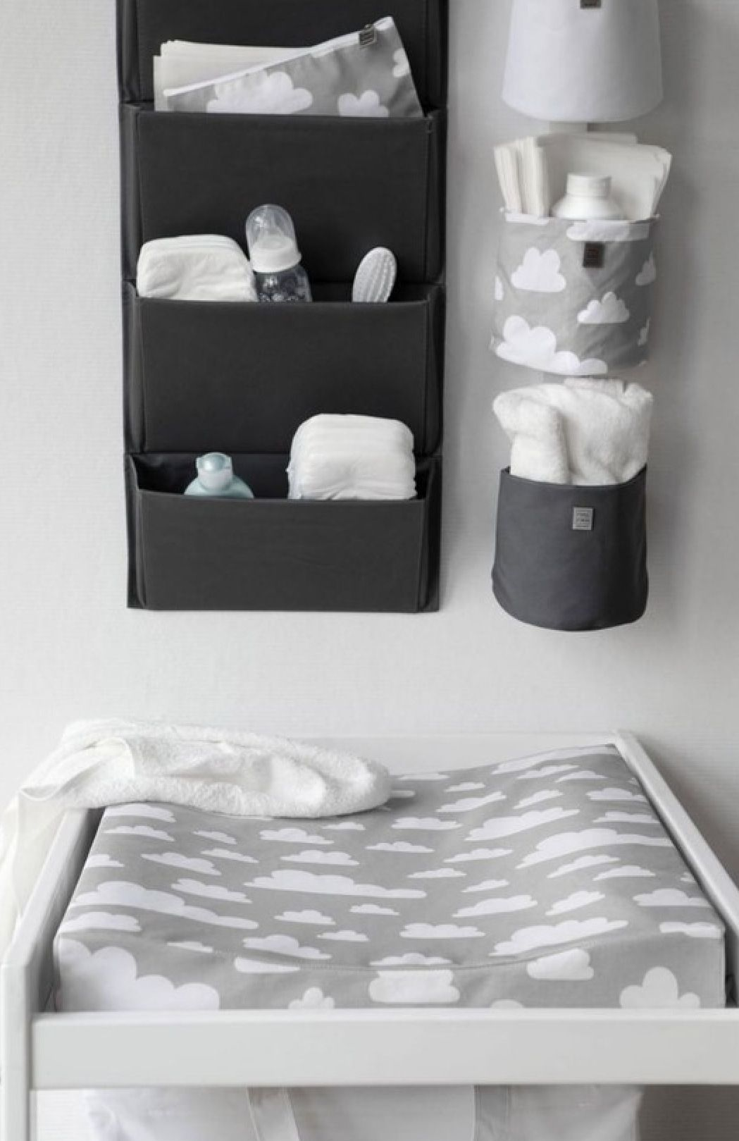 An organised changing area - Interior Design Trends 2020