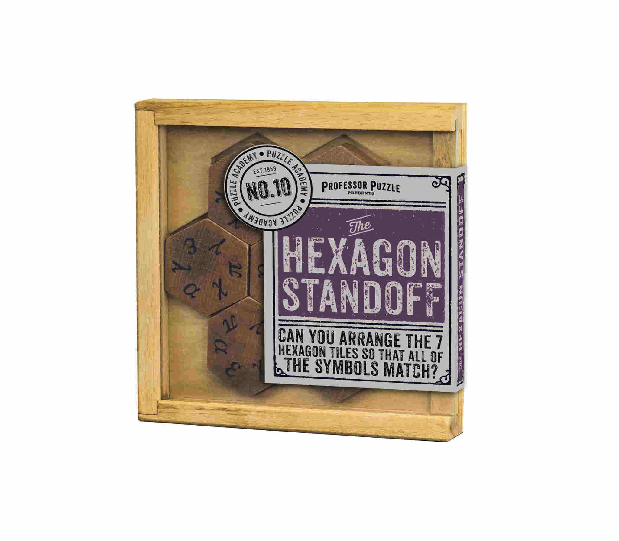 Hexagon Standoff Math Puzzle Maths puzzles, Hexagon, Math