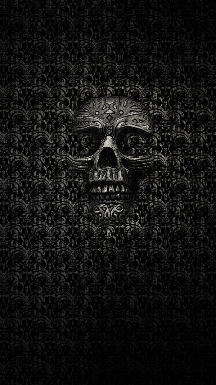 Pin by • Dark Moon Rising • on Skull ☠ in 2020 Skull
