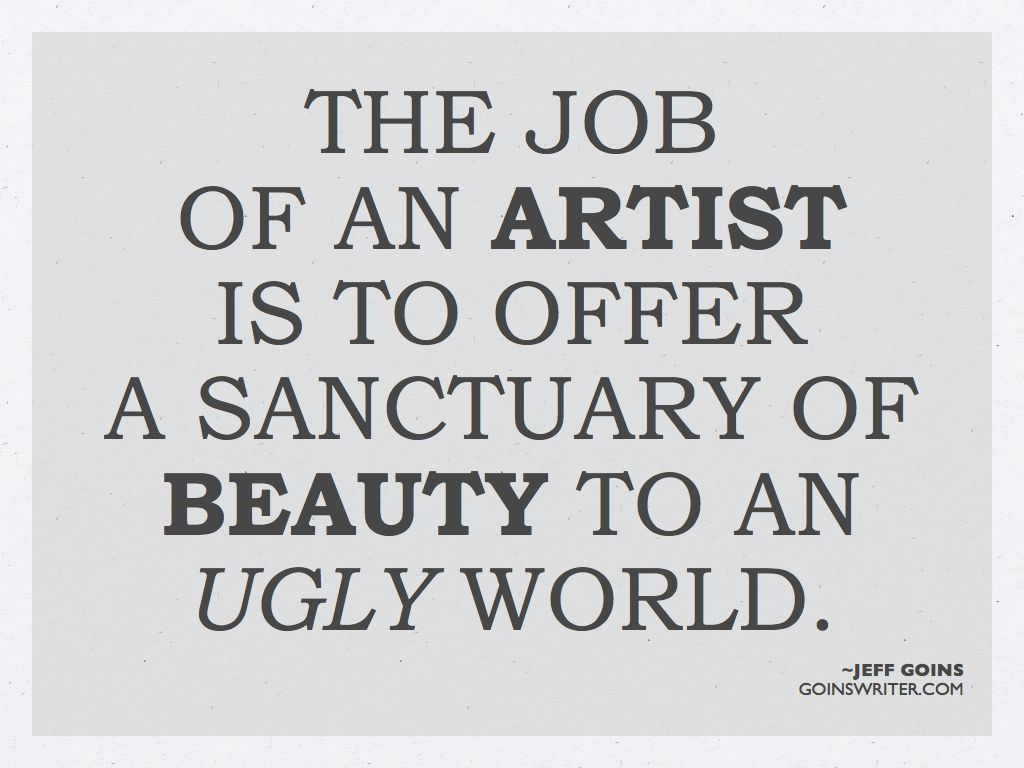 "Art Quotes Mesmerizing Art Quotes Tumblr  Free Large Images"" © Free Large Image Quote"