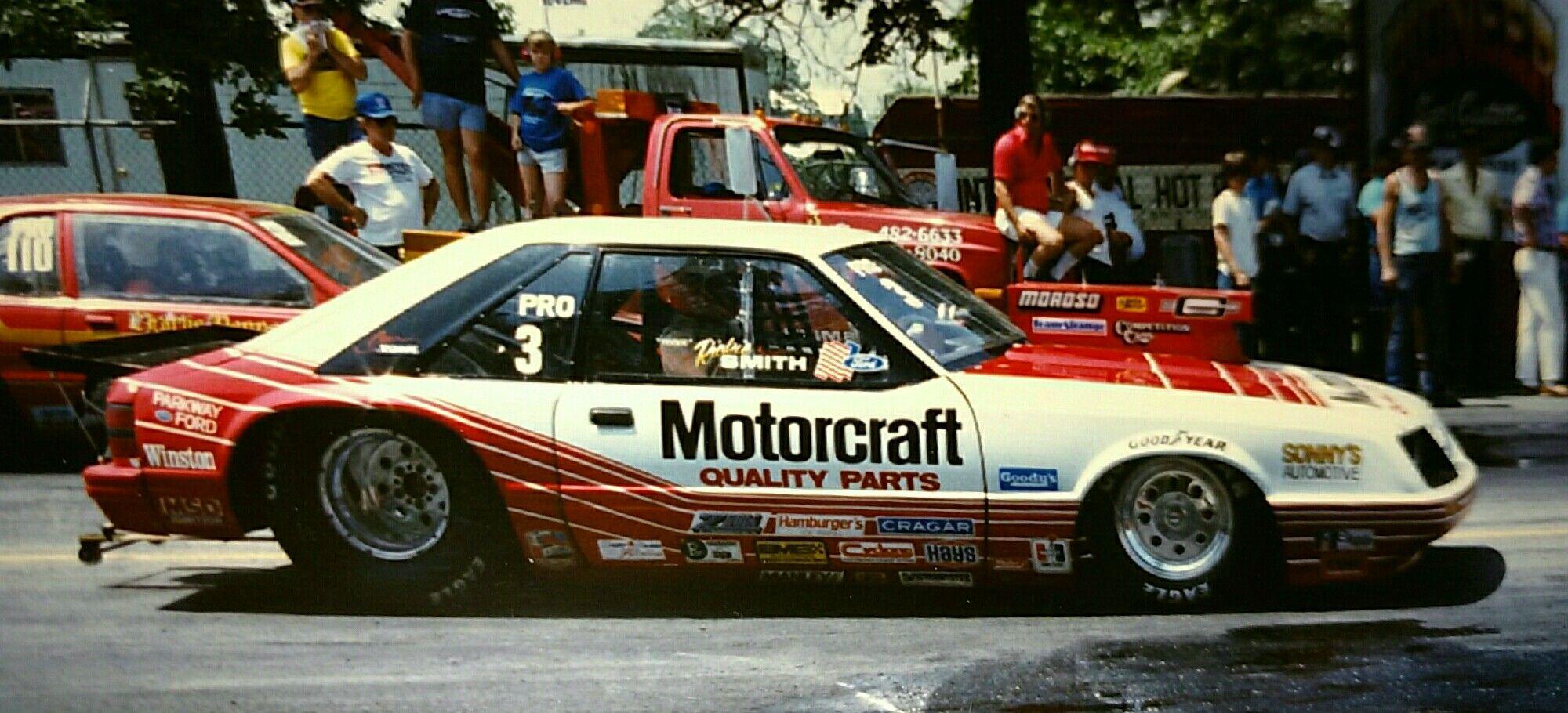 Rickie Smith Drag Racing Cars Ford Racing Vintage Racing