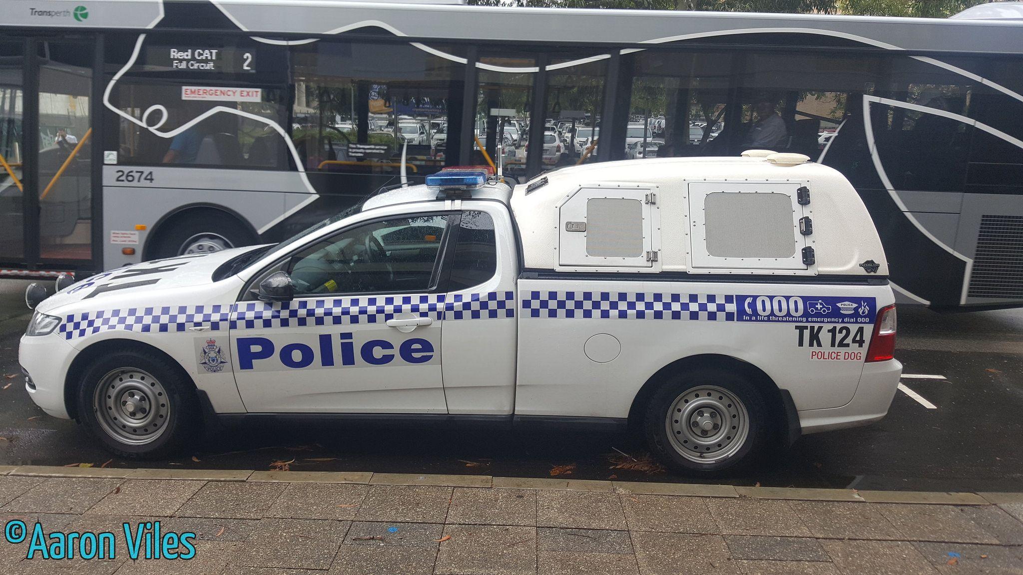 Western Australia Police Police Western Australia Police Cars