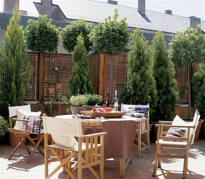 Casi verano… ¡y tu terraza con estos pelos! 5 consejos para ponerla ...