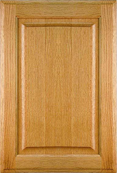 Oak Raised Panel Cabinet Door 1220kaartenstemp