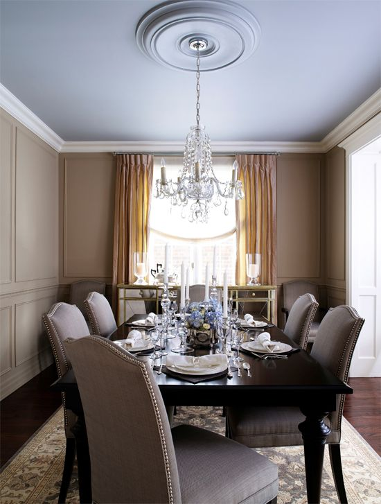 dining paint colors taupe elegant walls rooms living wall styleathome relaxing sleek urban interior