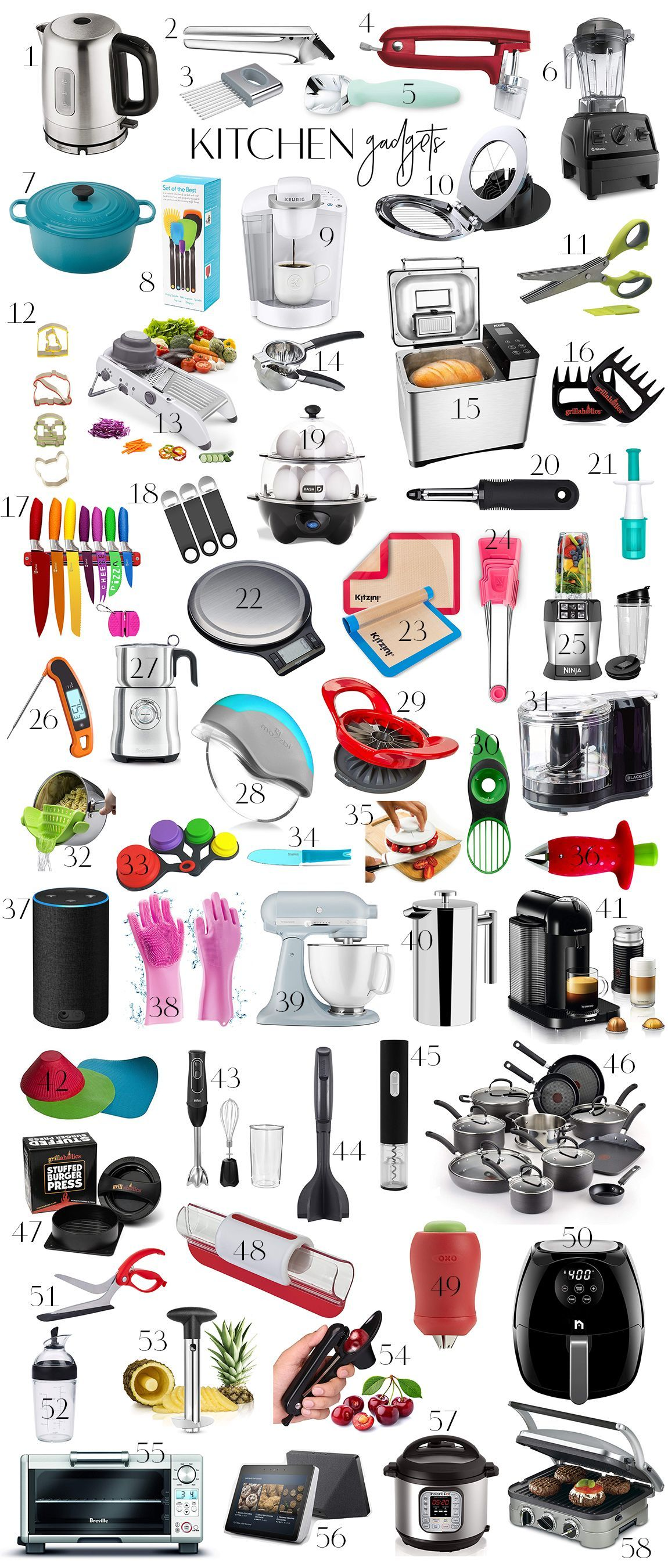 Kitchen Gadgets - Style Duplicated