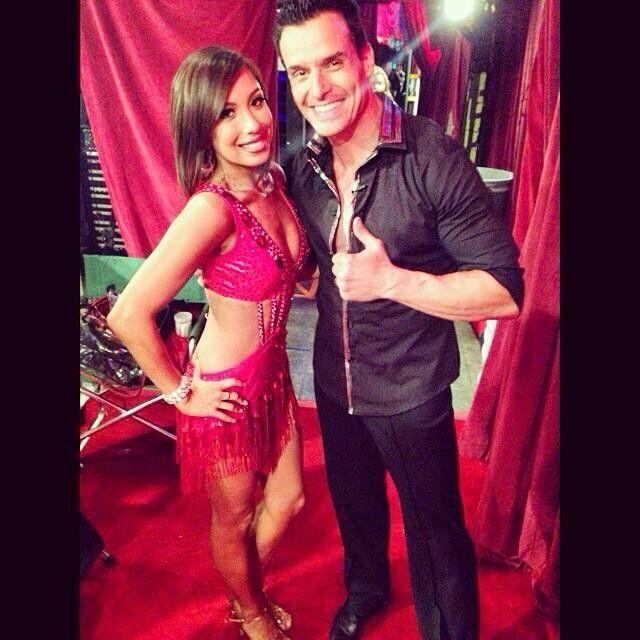 Antonio & partner Chery Burke