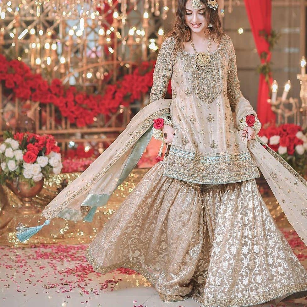 Pin On Beautiful Pakistani Wedding Dresses