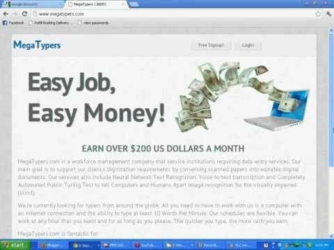 Ways To Make Money Online By Typing - http://www.wealthcoach.club/post/ways-to-make-money-online-by-typing/
