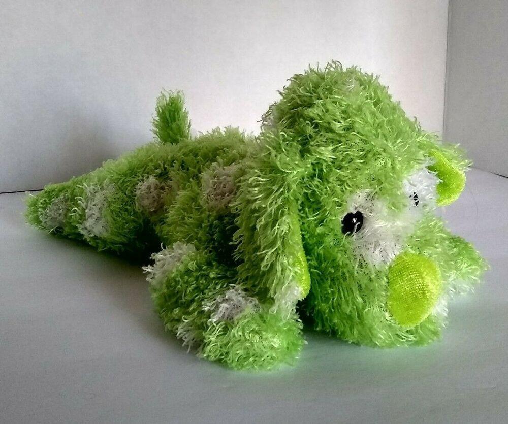 12 Neon Green Puppy Dog Plush Stuffed Soft Toy White Dot Shaggy Dollar Tree Dollartree Soft Toy Animals Dogs And Puppies Plush Stuffed Animals [ 835 x 1000 Pixel ]
