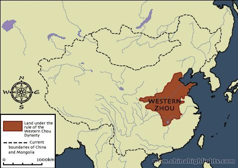 The Zhou Dynasty of Ancient China