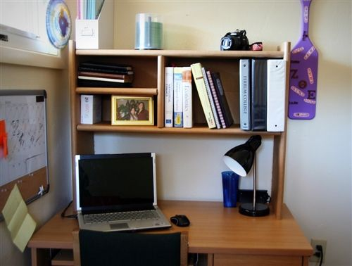 Eco Shelf Dorm Room Desk Bookshelf Dorm Room Desk