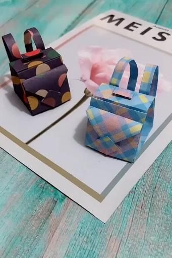 Photo of School Bag Diy Craft Making