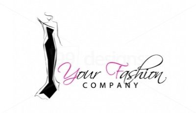 stylish fashion logo for inspiration logo design